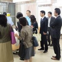 10月19日 本日は福祉保険委員会主催で勉強会と特養への視察を行いました