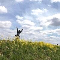走れる「幸せ」感じながら。 ルンルン♪
