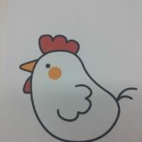 鶏冠果…ニワトリさんにのっけてみたよ