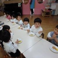 幼稚園生活がスタートしました