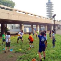 【駒沢公園】6/28 練習