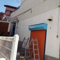 家の外壁塗り 2