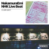 NakamuraEmi NHK-FM「ライブビート」公開録音