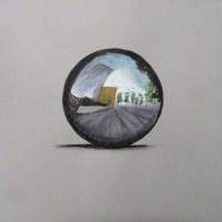 クロムメッキのボール 2