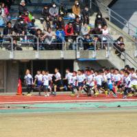 ちびっ子健康マラソン大会に参加!