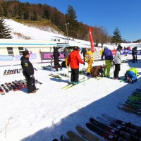 スキー試乗会