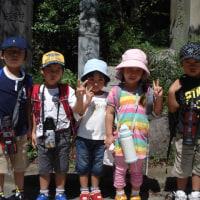 高尾山と 子どもたち…の思い出。