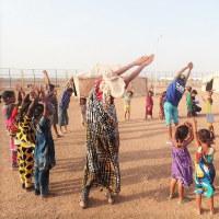 【紛争の影響を受けた子どもたち:Children in Conflict】(Refugee from Yemen in Djibouti)