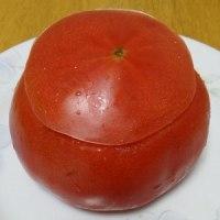 トマトのサラダ(^o^)/
