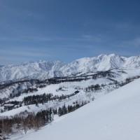 山スキー三昧(テレマーク)