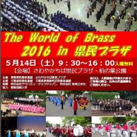 ����դǤΡ�The World of Brass 2016 in ��̱�ץ饶 ��