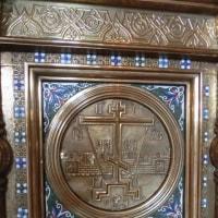 三位一体大修道院にあった聖柩の装飾