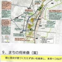 港区三田・高輪地区まちづくりガイドライン意見交換会に出席した
