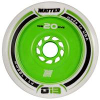 MATTER G13 one20five GREEN 125mm F1 WHEELS