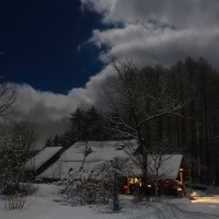 八ヶ岳・原村での暮らし。2月10日(金)〜2月14日