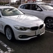 BMW 420 試乗