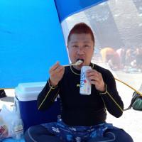 井田海水浴場行ってきました