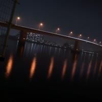 廿日市大橋 夜景