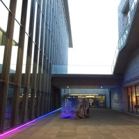兵庫県立美術館「ポンペイ壁画」 雨の境目見る