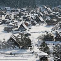 世界遺産・雪降る白川郷 28