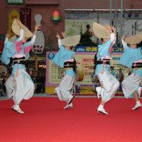 歌舞伎町で阿波踊り! 高円寺菊水連