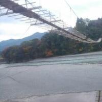 大井川列車上り