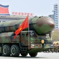 もうすでにいろいろと手遅れでしょうね。北朝鮮のICBM実戦配備は現実の問題。