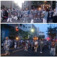 神田祭の清潔感にくらべたら三社祭は?