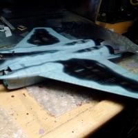 ピットロード 1/48 F-15DJ 製作 (3)