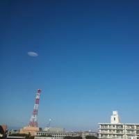 病院の窓からの眺め