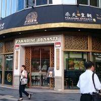 グルメ 173食 『銀座 「パラダイスダイナシティ」』