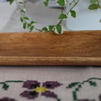 木製スプーンの優しさ・・・