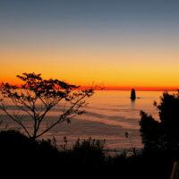 夕焼け日和 in 西海市周辺