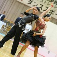 ニュースプラス1いわて。ダンススポーツで世界へ・・・。放送終了。