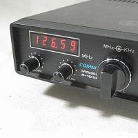 COMNI, R-1010、VHF Air Band Receiver