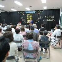 2016年7月の利松公民館演奏