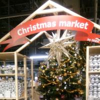既にクリスマス期間に