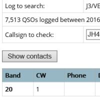 J3/VE7ACN, NA-147