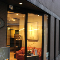 日本画家「黒岩 知里」さんの作品を飾らせて頂いております2