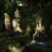 由布院温泉 佛山寺の石仏さま