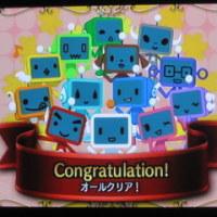 「安藤ケンサク」(Wii)クリア