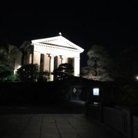 夜の美観地区  倉敷みらい公園