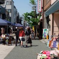 今日、明日は金澤表参道(旧横安江町商店街)のイベント。