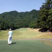 6/2 町内のゴルフコンペに参加する