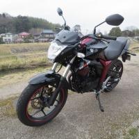 試乗:スズキジクサー(GIXXER)150cc