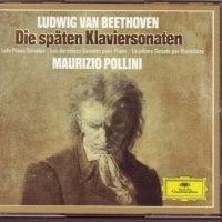 ポリーニのベートーヴェン  後期ピアノ・ソナタ集