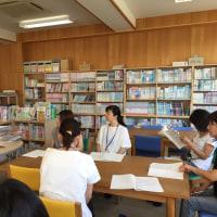 図書室 小杉先生のお話