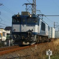 2017年3月22日  新金貨物線   EF64-1025 1094レ