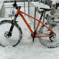 雪上Ride