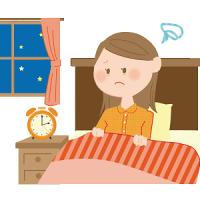 ◆朝の目覚めは爽快ですか?「不眠」が続くと心も体も乱れてきます。NO眠剤に!